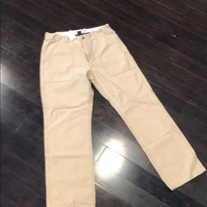 Men's Relaxed Fit JCrew Chino